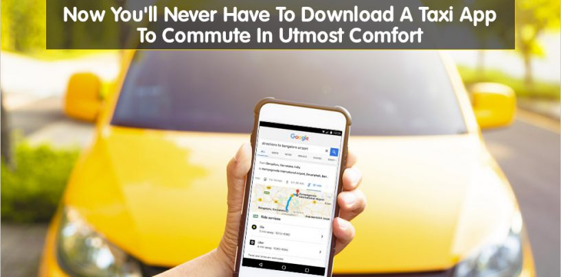 Your everyday commute just got simpler with Google!