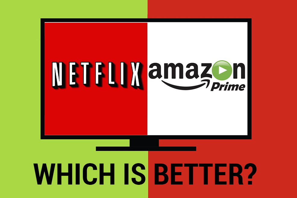 AMAZON PRIME VIDEO V/S NETFLIX: A BATTLE FOR SUBSCRIBERS