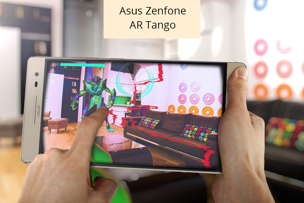 Asus Zenfone AR Tango to come soon in Jan 2017