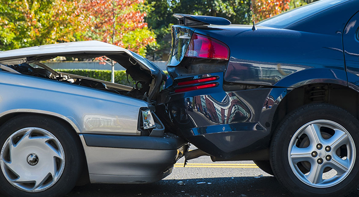 car insurance terms accident cover