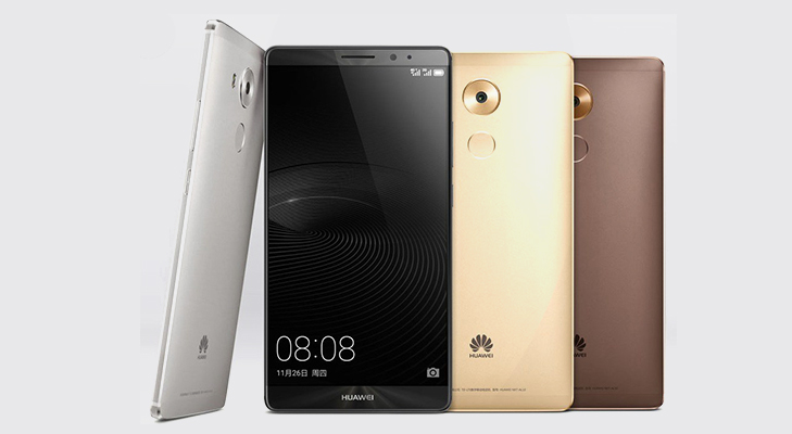 huawei mate 9 colours