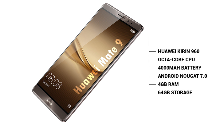huawei mate 9 features