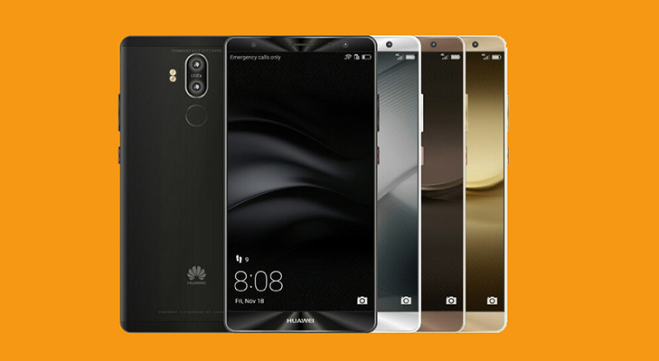 huawei mate 9 price india