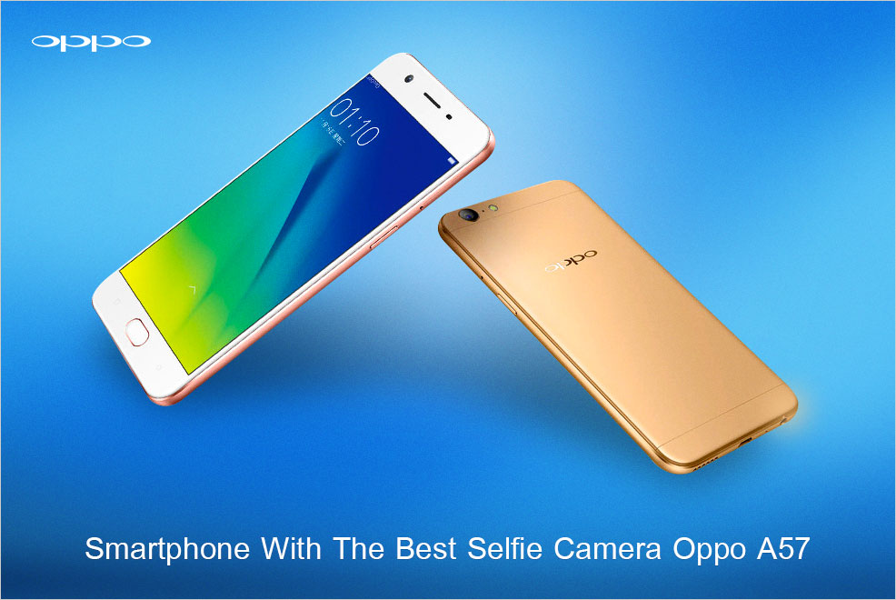 Oppo A57 Launched in China