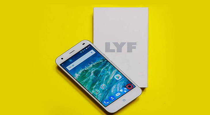 reliance jio lyf easy features