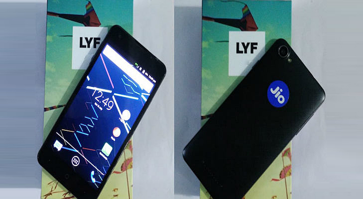 reliance jio lyf easy phone model