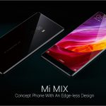 Meet Xiaomi Mi Mix, World's First Bezel-Less Smartphone