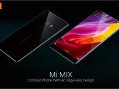 Meet Xiaomi Mi Mix, World's First Bezel-Less Smartphone