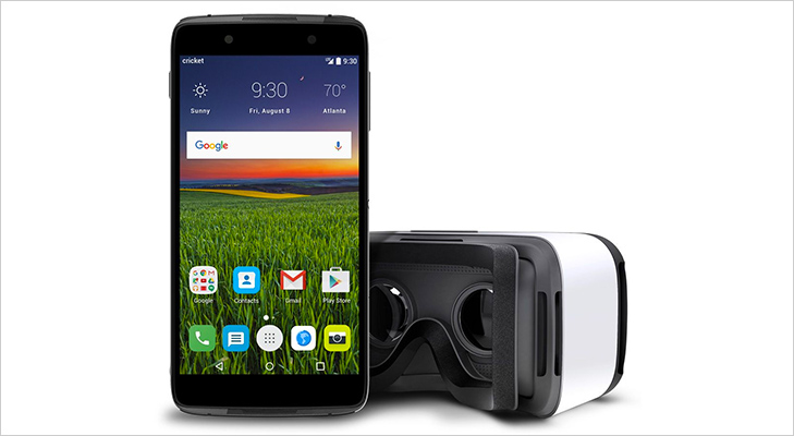alcatel idol 4 with vr specifications