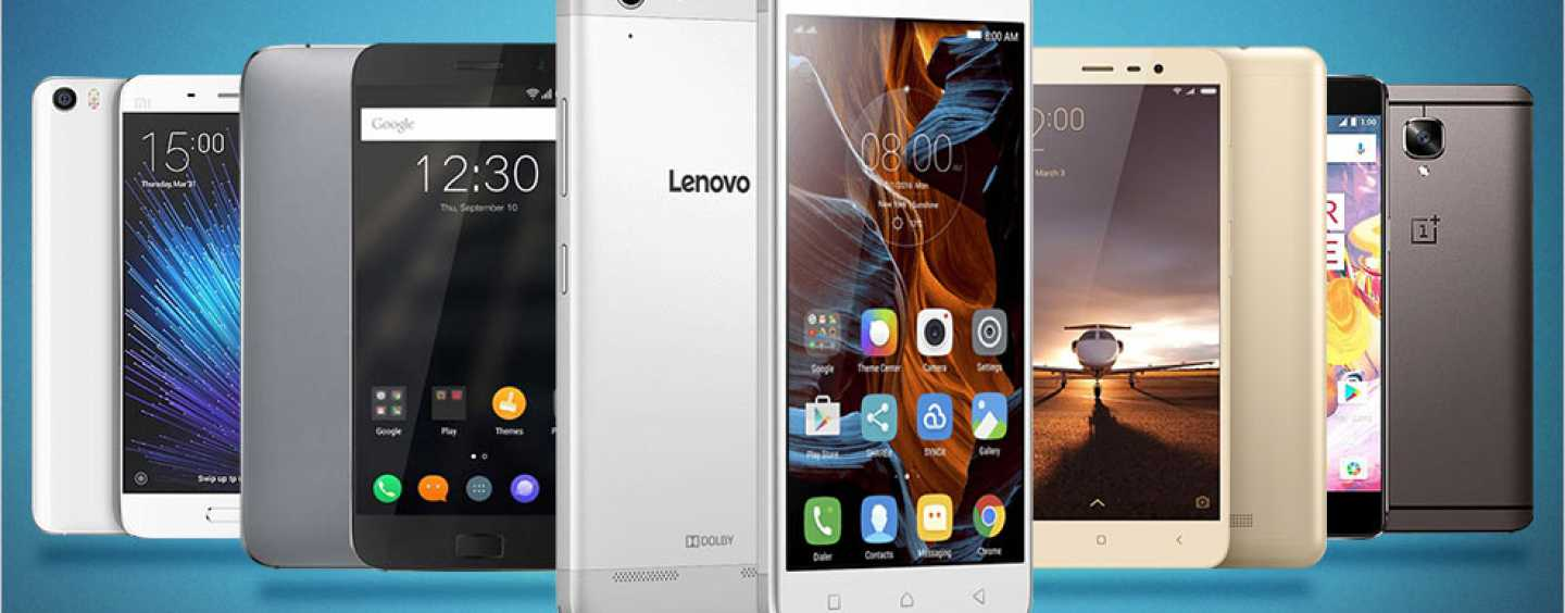 Top Five Value-For-Money Smartphones launched In 2016