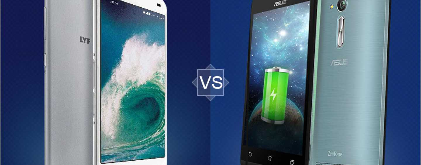 Jio Lyf Water 3 Vs Asus Zenfone Go LTE: Which One Should You Buy?