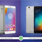 Lenovo K6 Power VS Xiaomi Redmi 3S Prime; which one would you pick?