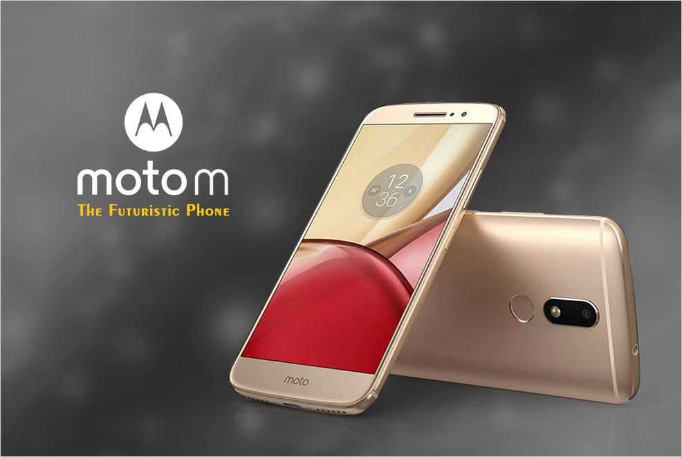 Motorola Moto M Launched in India