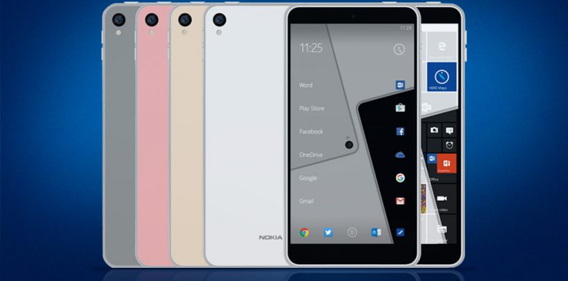 Nokia To Make A Comeback With The Two Variants Of D1C