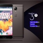 FOR AN EARLY CHRISTMAS GIFT, TAKE PART IN ONEPLUS' DECEMBER DASH SALE FOR PRODUCTS AT JUST Re. 1