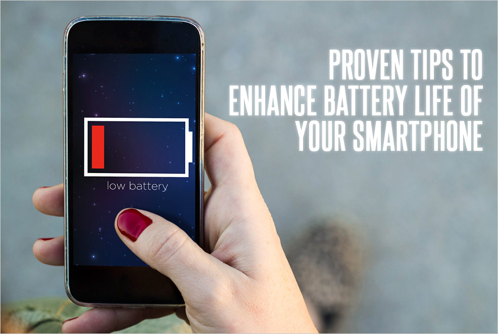 Simple Tips To Boost The Battery Life Of Your Smartphone
