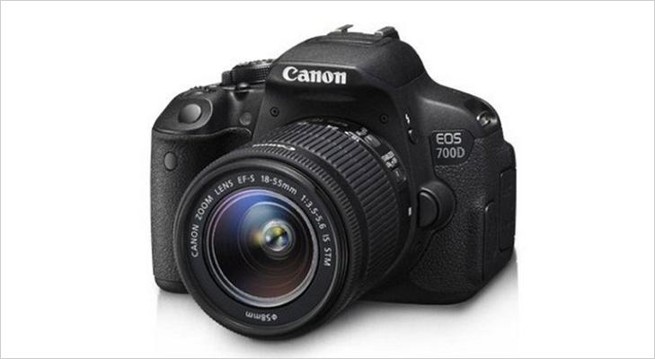 best dslr cameras under 50k canon eos 700d