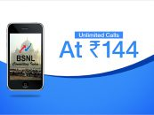 After Reliance JIO, Now BSNL Also Launches Unlimited Calls For Just Rs. 144