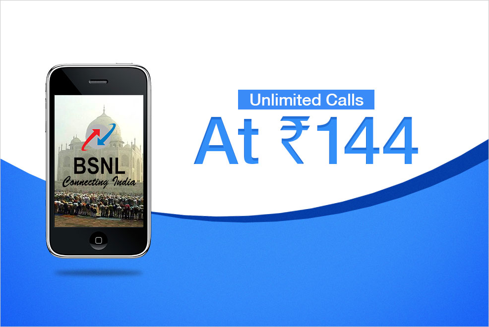 BSNL Launches Free Calls for Rs  144 Only! | Versus By CompareRaja