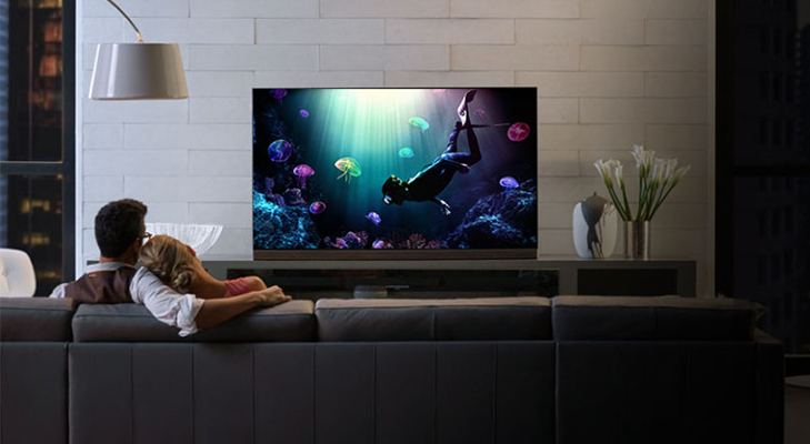 ces 2017 hdr oled tv