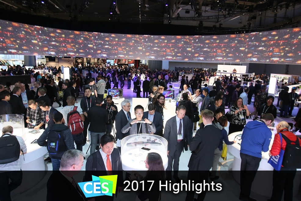 CES 2017 Day I And II