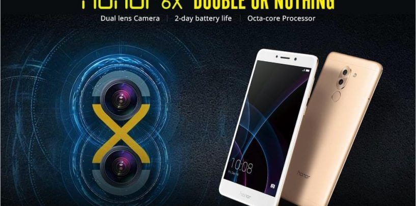 Huawei launches another dual camera smartphone- Honor 6X
