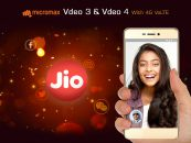 Micromax Vdeo 3 And Vdeo 4 With 4G VoLTE Support Unveiled in India