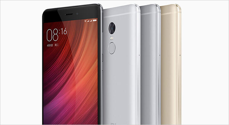 Redmi note 4 colours