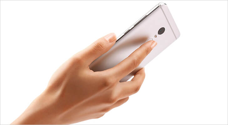 Redmi note 4 specs fingerprint sensor