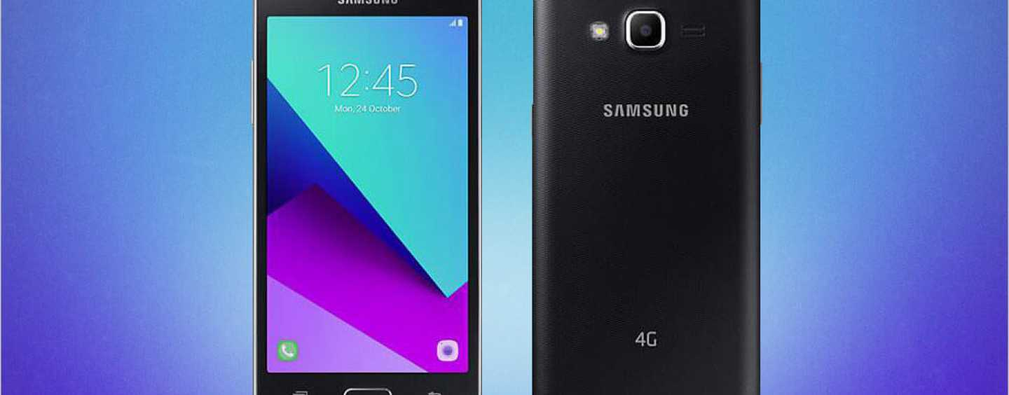 Samsung launched its affordable J2 Ace with 4G VoLTE technology
