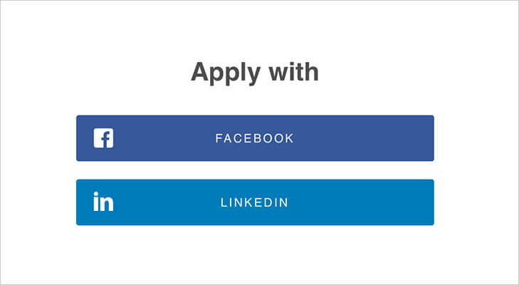 How to apply for job on Facebook