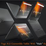 Lenovo Introduces the Yoga A12, The Younger Sibling Of The Yoga Book