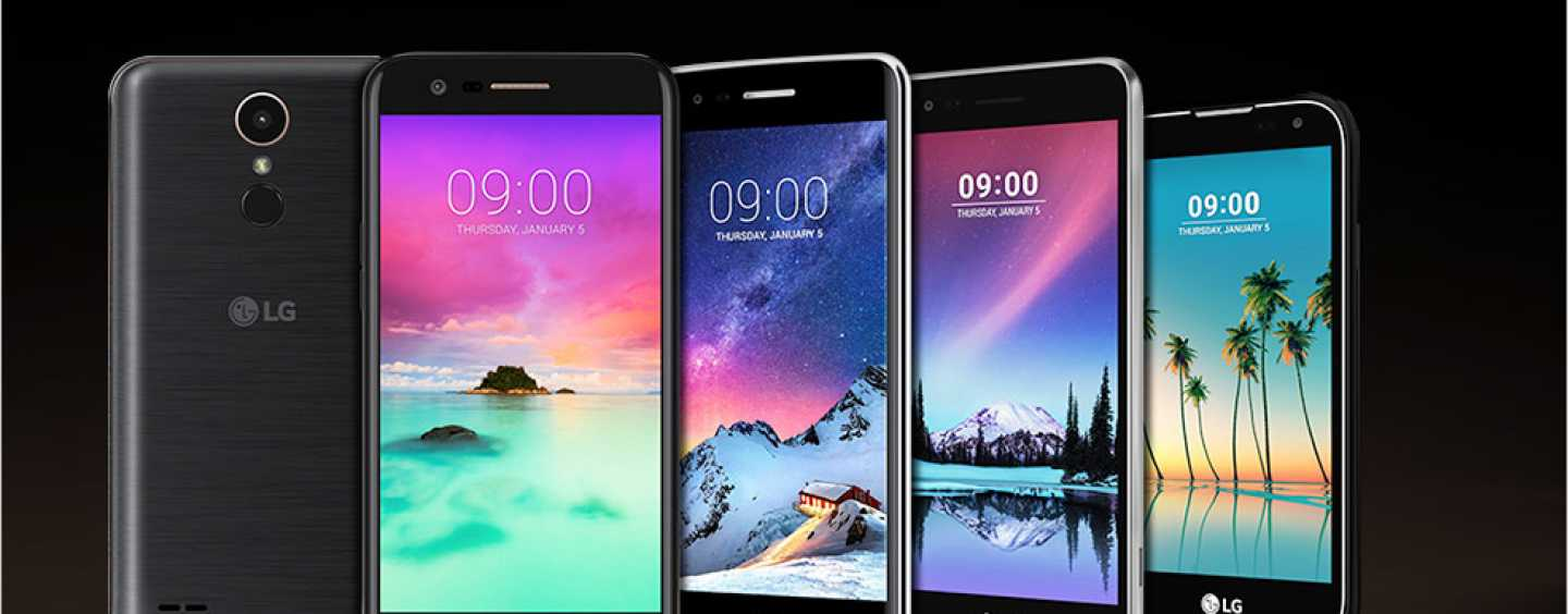 With K10 (2017), LG Launches the Budget-Friendly K Series in India