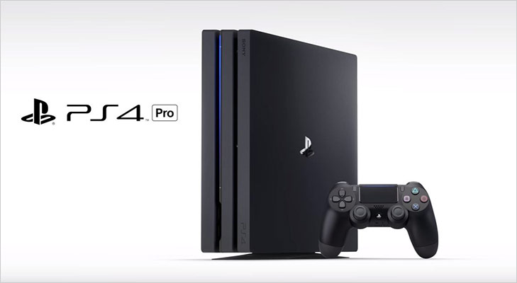PlayStation4 Pro features