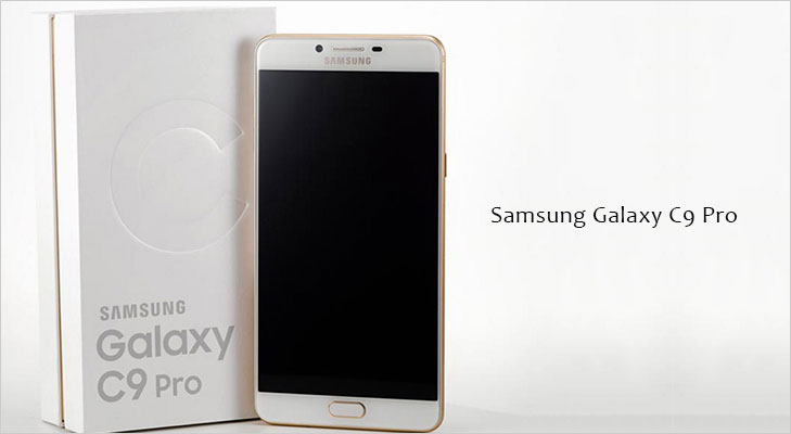 Samsung Galaxy C9 Pro features