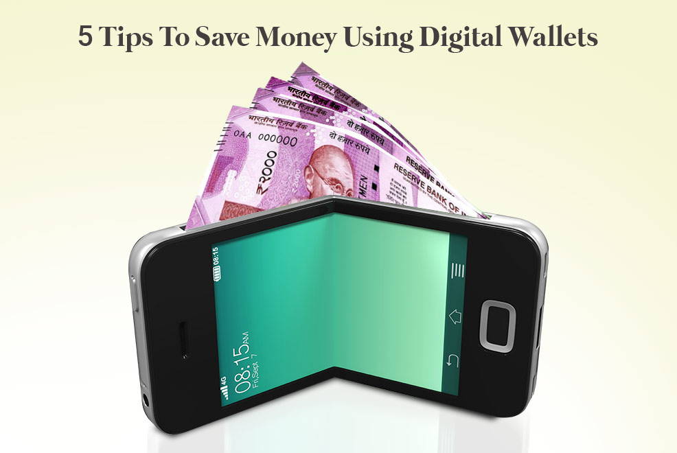 How Digital Wallets help to save money?