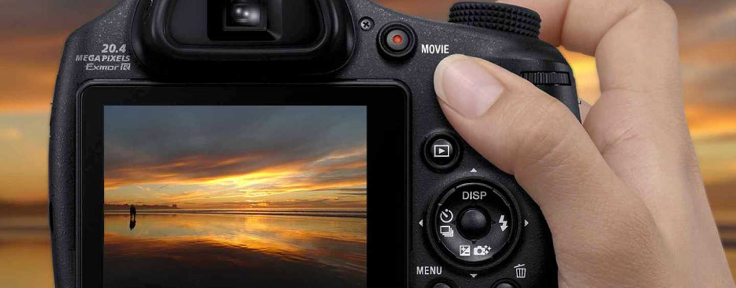 INDULGE THE PHOTOGRAPHER IN YOU WITH THE NEW SONY CYBER-SHOT HX350