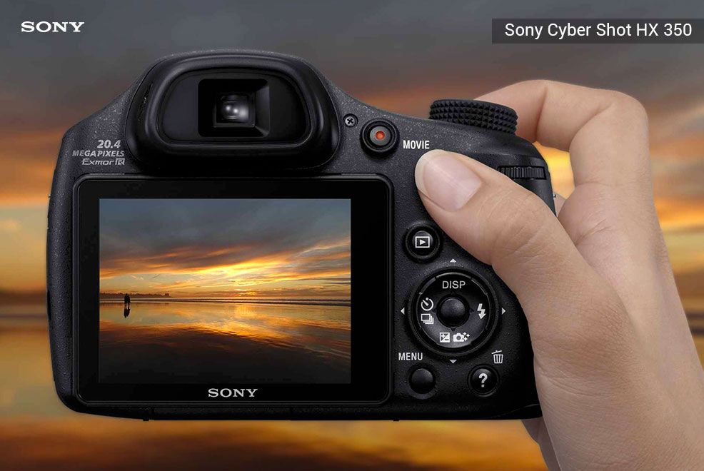 Sony Cyber-Shot HX350 review