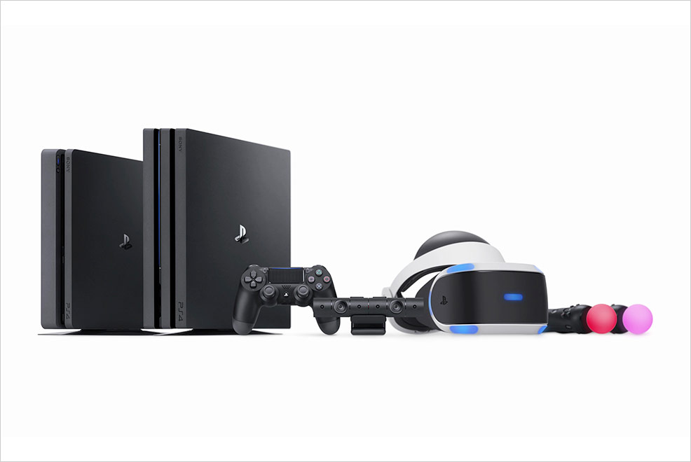 Sony PS4 Pro, PS4 Slim and the PlayStation VR launched in India