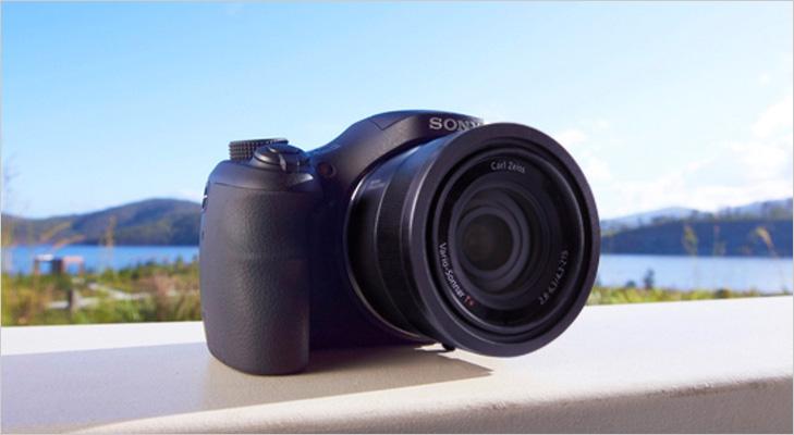 Sony cyber shot HX350