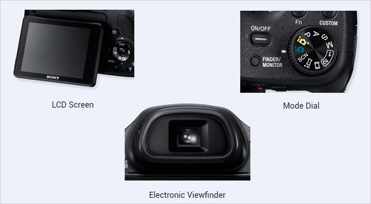 Sony cyber shot HX350 features
