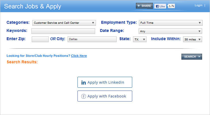 Tips to apply for jobs with facebook