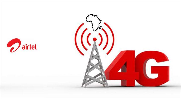 4G Operators Airtel