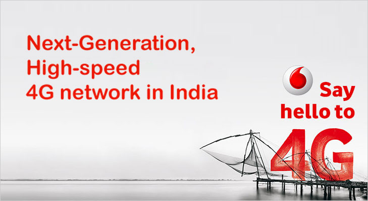 4G Operators Vodafone