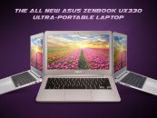 Asus ZenBook UX330 Ultra-Portable Laptop Launched in India