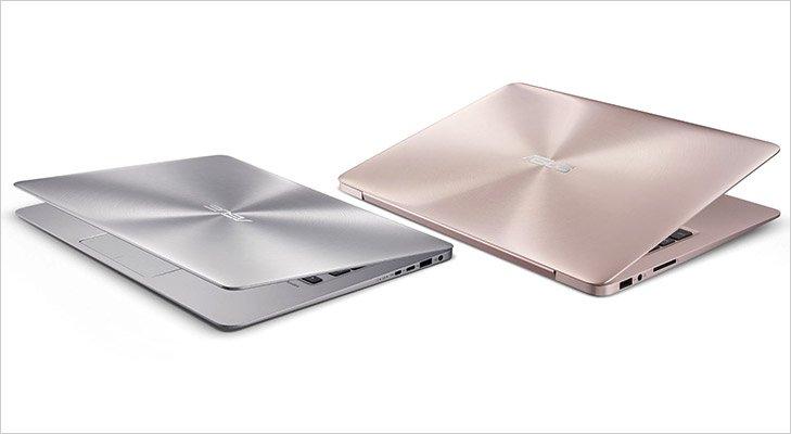 Asus ZenBook Design