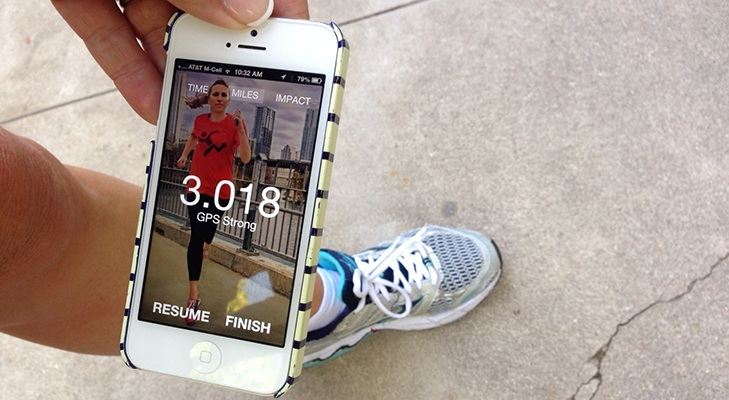 Fitness Apps Charity Mile