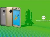 Moto G5 Plus Is All Set To Launch in India