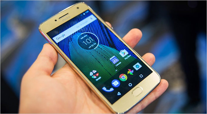 Moto G5 plus launch date