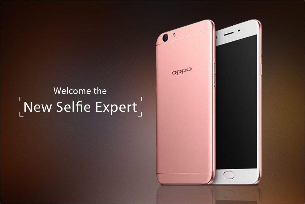 Oppo F3 Plus Launched in India